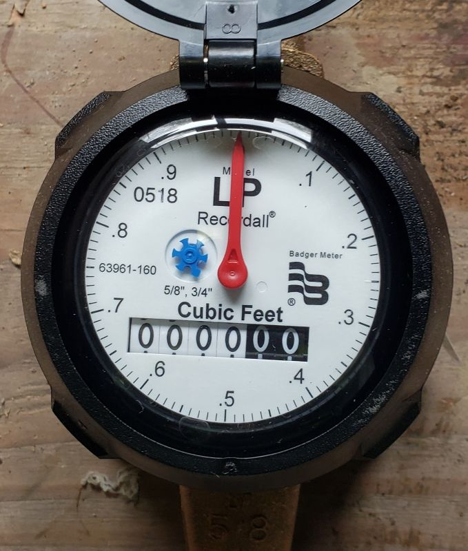 Meter Reading | Redway Community Services District